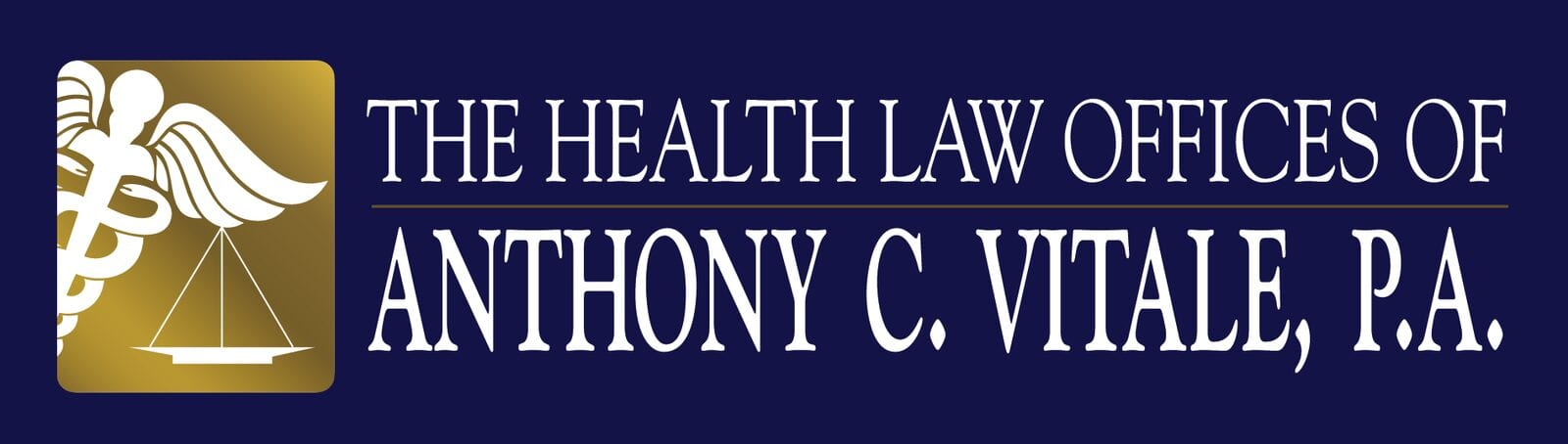 Health Law Offices of Anthony C. Vitale logo