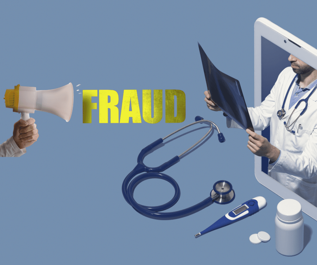Telemedicine fraud